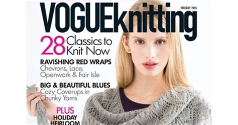 pattern review weekend 2015 the knitting needle and the damage done vogue knitting