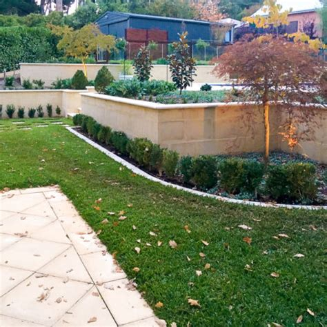 Landscape Architecture Adelaide Retaining Walls Landscape Wall Blocks By Unearthed