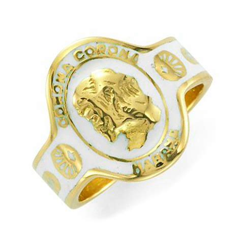 fd gallery an enamel and gold cigar band ring by cartier