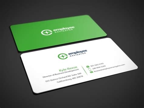 design a professional double sided business card for 163 10