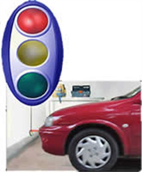 garage stop lightr