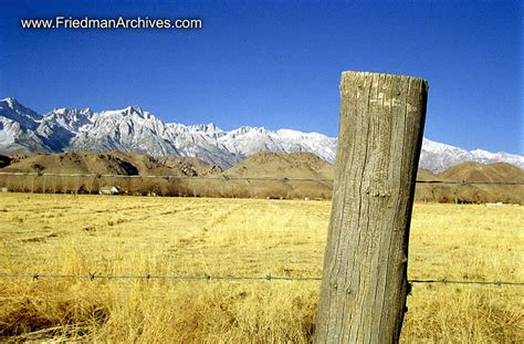 Picture Post Nation 12 by Fencepost And Mountains 8x12 300 Dpi