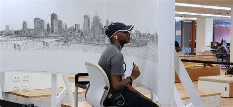 time lapse of brisbane panorama by stephen wiltshire youtube s wiltshire slq brisbane img 1977 city of images