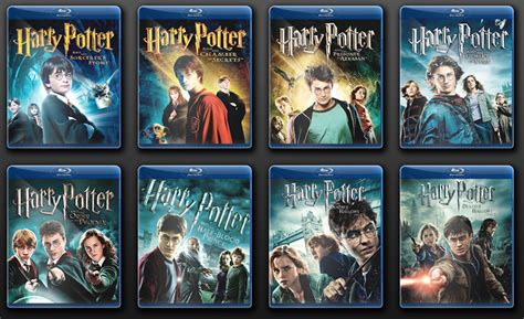 harry potter movies harry potter movie redesign new harry potter dvd cases