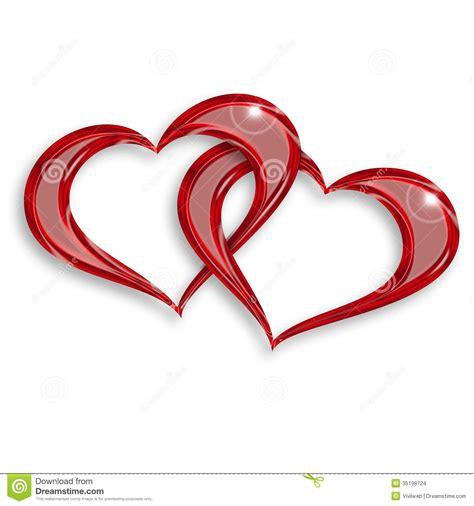 imagenes de 2 corazones unidos corazones enamorados imagenes de corazones