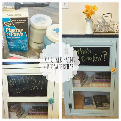 chalkboard paint food safe pie safe with diy chalk paint farmhouse made
