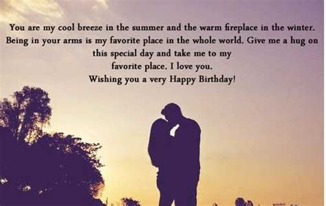 Happy Birthday Quotes To Boyfriend Happy Birthday Quotes And Images For Him Love And Romantic