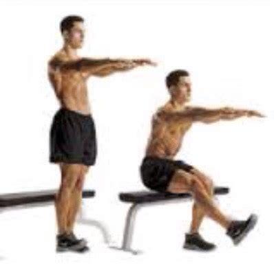 box squat bench best butt leg workout ever build tone lift your booty