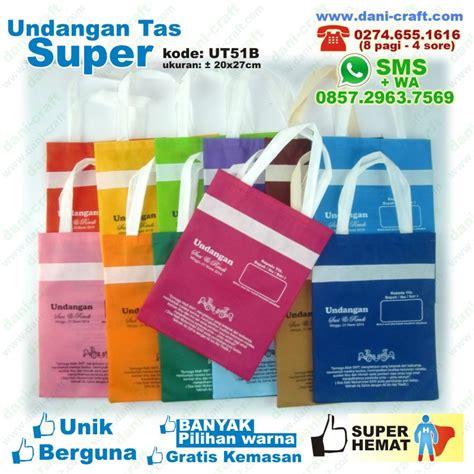 Tas Souvenir Untuk Undangan Pernikahan Tanpa Alas Murah 4 undangan tas undangan tas murah kain spunbond furing souvenir pernikahan