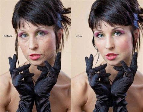 before and after photoshop 22 pics izismile com