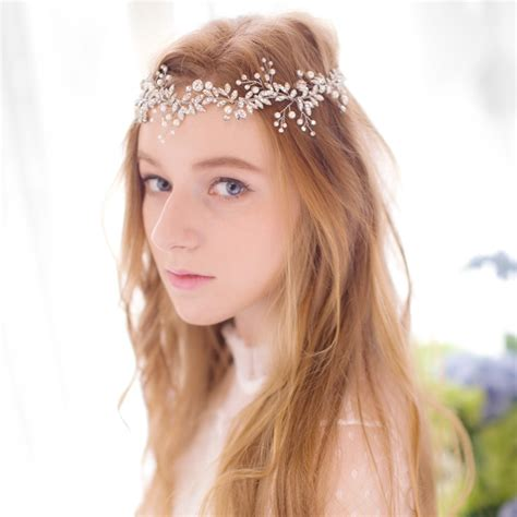 wedding hair accessories wholesale china buy wholesale wedding headbands from china wedding