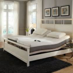 Sleep Number Split Adjustable Bed South Bay Sleep Science 9 Inches Natural Latex Split King