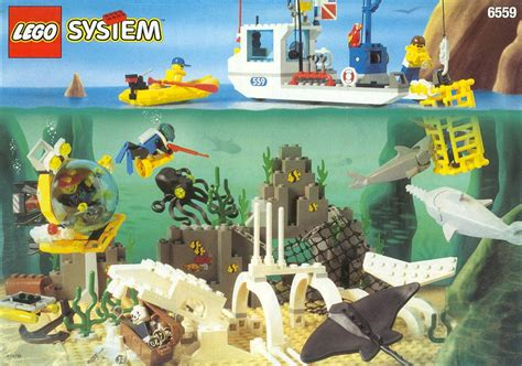 lego deep sea fishing boat lego town deep sea bounty 6559 ebay