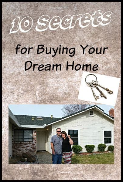 how to buy your dream home 10 secrets for buying your dream home clever housewife