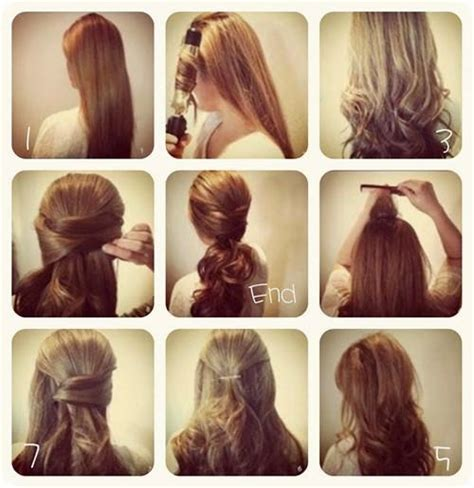 Easy Hairstyles For School by Easy Hairstyles High School For The Oro Hairstyles