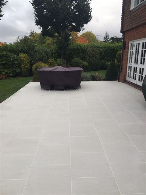 product showcase white porcelain paving creates a
