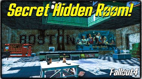 How To Find On By City Fallout 4 Secret Room On Top Of City