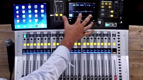 Mixer Digital Yamaha Tf yamaha tf series digital mixers