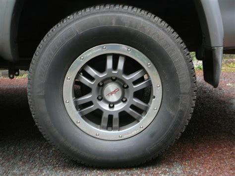 Toyota Beadlock Rims Toyota Trd Beadlock Alloy Wheels West Shore Langford
