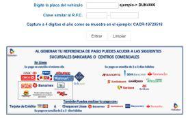 Consulta De Adeudo Vehicular Chihuahua | tenencia en chihuahua consulta de adeudo vehicular