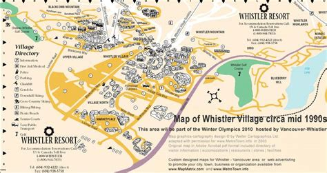 map of whistler canada 1000 images about whistler columbia canada on