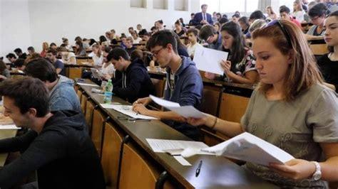 test d ingresso agraria universit 224 a bari addio al numero chiuso il piano