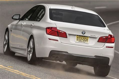 kereta bmw 5 series used 2015 bmw 5 series diesel pricing for sale edmunds
