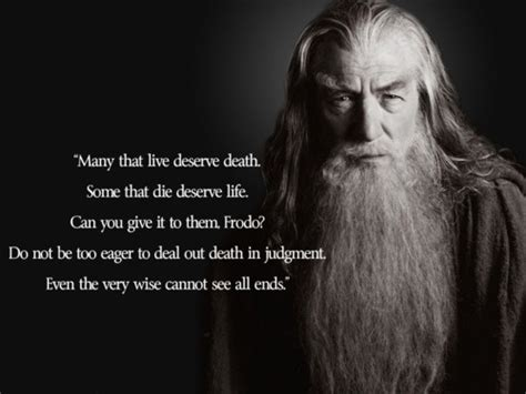 desk vs wise best 25 gandalf quotes ideas on tolkien