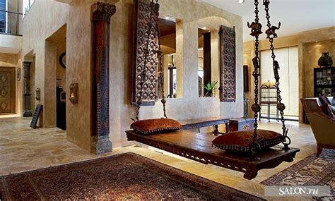 vintage swing indian living rooms home  decor indian