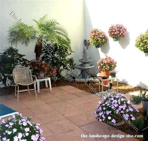 Small Courtyard Garden Ideas Small Enclosed Courtyard Small Courtyard Garden Ideas