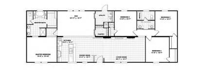 Clayton Double Wide Mobile Homes Floor Plans clayton homes of owensboro ky floorplan the breeze ii
