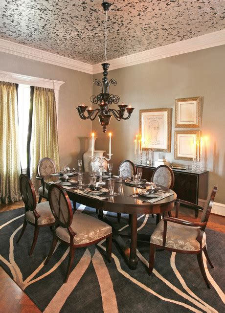Formal Dining Room Houzz Masculine Formal Dining Room