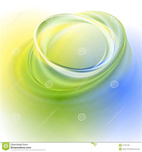 anker yellow light green yellow blue abstract background stock vector image