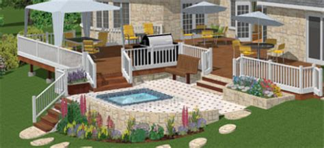 home design landscaping software exles home landscape design software virtual architect