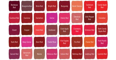 best shade of red roșu pur și simplu culoare lo spaccio