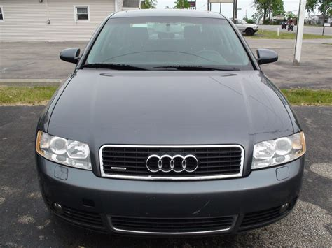 Audi A 4 2004 by 2004 Audi A4 Photos Informations Articles Bestcarmag