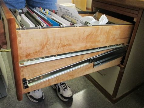 Us Futaba Heavy Duty File Drawer Slides Over Extension