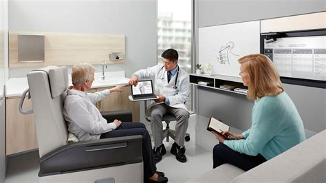 transforming  exam room  mutual participation steelcase