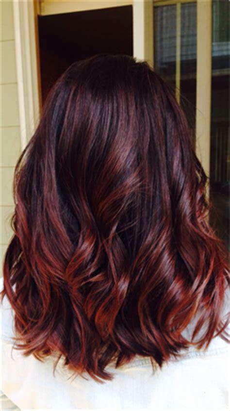 Medium Dark Hair Pinterest