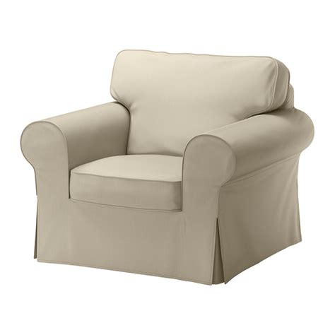 Covers For Armchairs by Ektorp Armchair Cover Tygelsj 246 Beige