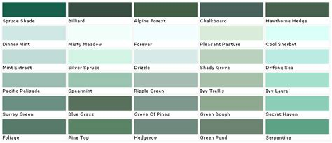 valspar spray paint colors chart images