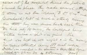 Letter In Zulu Zulu Battle Account Written On Actual Paper From Rorke S Drift Up For Auction Daily