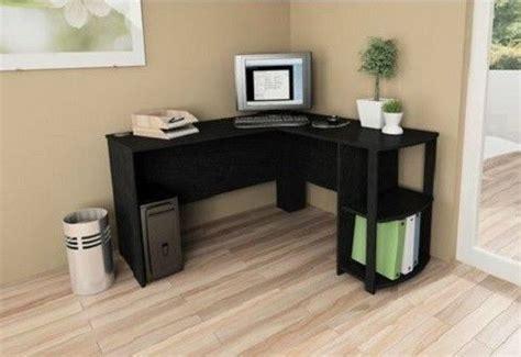 L Shaped Computer Desk Black Gorgeous Black L Shaped Computer Desk On Shaped Computer Corner Desk Black Home Executive Modern