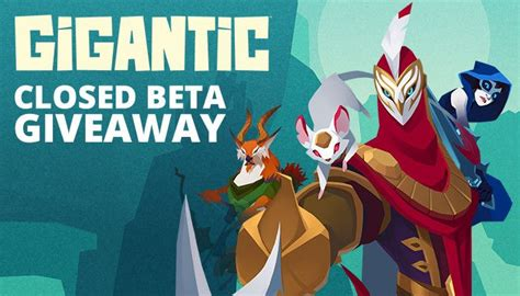 Beta Key Giveaways - gigantic closed beta key giveaway mmorpg com