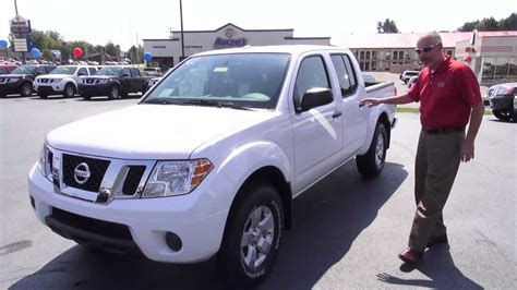 nissan frontier review  test drive youtube