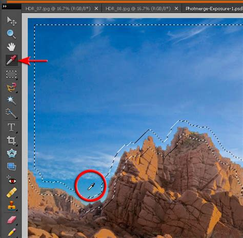 tutorial photoshop cc hdr high dynamic range hdr in photoshop elements 8