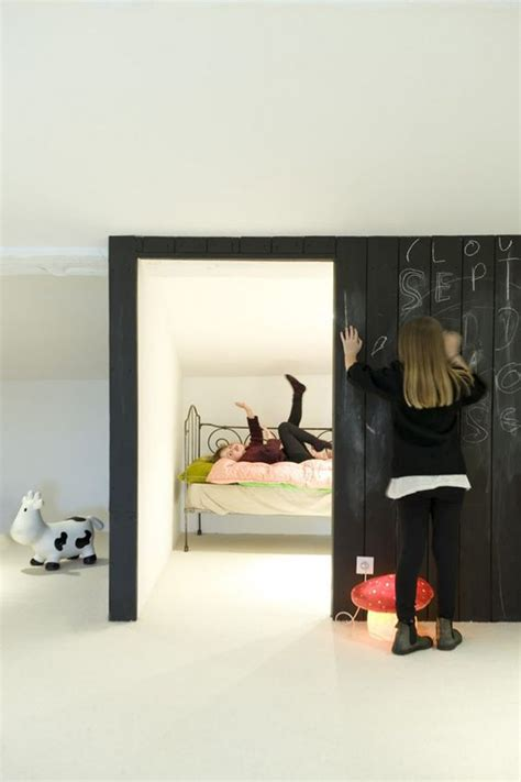 education kids playroom  chalkboard ideas home