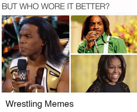Who Wore It Better Meme - 25 best memes about meme and who wore it better meme