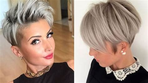 winter   haircut trends bobs pixie cuts