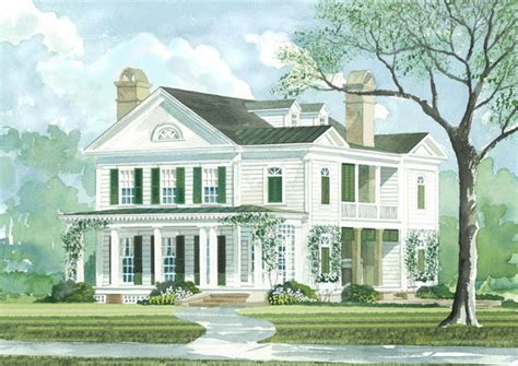 southern home designs home plans design southern living cottage house plans
